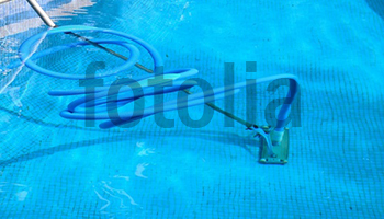 pool clean equipment hose